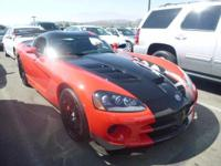 This is a Dodge Viper for sale by Empire Exotic Motors.