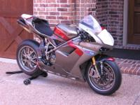 MOVEMENT DUCATI 1198M # 029 - RACE -or- STREET!! YOUR