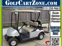 2010 EZGO RXV Nothing else used cart compares with the
