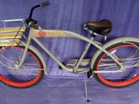 THIS NEW BELGIUM BREWING COMPANY BEACH CRUSIER BIKE IS