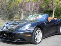 The 2010 Ferrari California is a throwback to one of