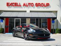 Introducing the 2010 Ferrari California Hardtop