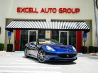 Introducing the 2010 Ferrari California Hardtop