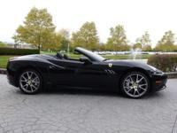 This is a Ferrari California for sale by Midwestern
