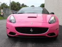 2010 Ferrari California . This esteemed vehicle is the