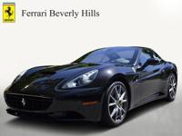 You're going to like the 2010 Ferrari California!