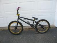 FIT BIKE IN VERY GOOD COND.MY SON JUST DOESNT RIDE IT