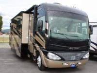 2010 Fleetwood Speed Arrowhead 38P. Secondhand