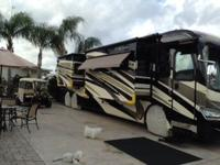 2010 Fleetwood Revolution LE M-42K. This Fleetwood