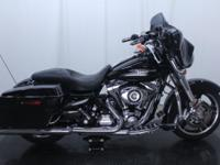 2010 FLHX Road Glide. With brand new style and long