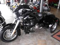 2010 FLHXXX HARLEY STREET GLIDE TRIKE WITH ONLY 8288