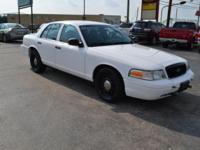 Price Reduced - Was $7,995. Police Interceptor. Well