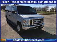 Ford E-350SD XLT 2010 Silver Newly Detailed,