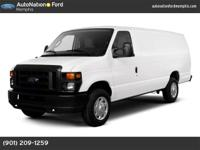 Look into this gently-used 2010 Ford Econoline Cargo