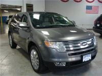 2010 Ford Edge 4 Door SUV Limited Our Location is: