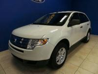 2010 Edge SE with power options. 1 Owner clean CarFax.