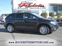 2010 Ford Edge Limited Edition with 55,236 miles. This