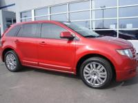 2010 Ford Edge 4dr Car Sport Our Location is: Spradley