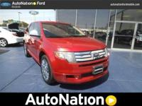 2010 Ford Edge Our Place is: AutoNation Ford Mobile -