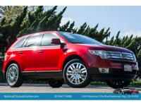 Our ONE OWNER, FULLY LOADED, SHOWROOM 2010 Ford Edge is