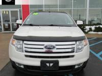 2010 Ford Edge Limited Williamsport area. LOCAL TRADE,