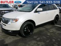 This 2010 Ford Edge is a pristinely-maintained, clean