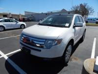 We are excited to offer this 2010 Ford Edge. Your