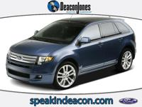 AND MORE!======OWN THIS FORD EDGE WITH CONFIDENCE: 5