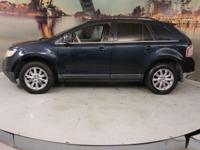 2010 Ford Edge Limited Limited Gray Metallic 6-Speed