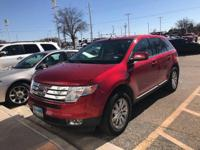 We are excited to offer this 2010 Ford Edge. When you
