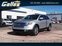 Check out this 2010 Ford Edge Limited. Its Automatic
