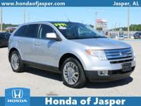 Options:  2010 Ford Edge 4Dr Limited Fwd|Roof - Power