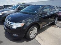 Recent Arrival! 2010 Ford Edge Limited Navigation &