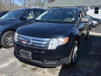 Your search is over with this 2010 Ford Edge. This Edge