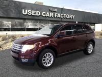 Options:  2010 Ford Edge Sel|Awd Sel 4Dr Crossover|Awd.