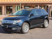 Options:  2010 Ford Edge 4D Wagon Sel|Dark Ink Blue