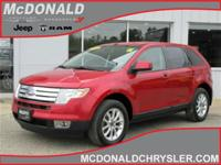 Options:  2010 Ford Edge Sel All-Wheel Drive|Miles: