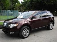 Options:  2010 Ford Edge Sel|Come And Visit Us At