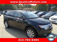 Check out this 2010 Ford Edge SEL. Its Automatic