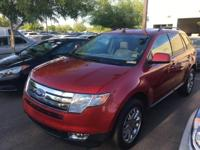 2010 Ford Edge SEL  Awards:   * 2010 KBB.com Brand