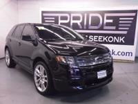AWD! Best color! This superb-looking 2010 Ford Edge is
