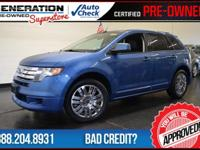 2010 Ford Edge. Generation Kia means business! No