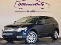 NEW BODY STYLE FORD EDGE SEL!! THOUSANDS BELOW RETAIL!!