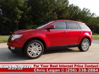 This is one Sharp Ford Edge Limited 2WD!! It was Bought