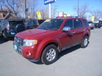 2010 Ford Escape 4dr 4x4 Limited Limited Our Location