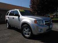 2010 FORD ESCAPE XLT AWD! V6 POWER! ONLY 48K MILES!