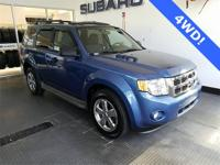 Priced below KBB Fair Purchase Price! AWD. Blue 2010