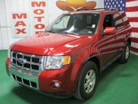 Options Included: N/A2010 Ford Escape 4WD 4dr Limited,