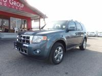 Options:  2010 Ford Escape Visit Auto Group Leasing