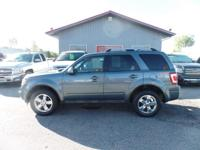 Options:  2010 Ford Escape Heated Leather Seats!